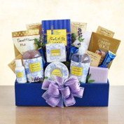 Relaxing Lavender Bath & Body Gift Set for Her by Organic Stores