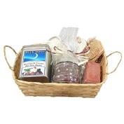 Spa Gift Basket Berries & Cream Bath Gift Basket