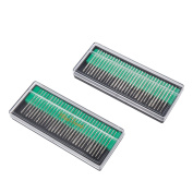 Miss Sweet Diamond Nail Drill Bits for Acrylic Nails,Pack of X2
