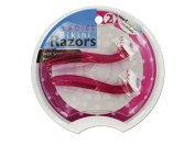 Bulk Buys BI350-72 Ladies Bikini Razors