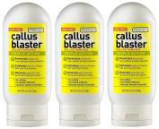 (3) pk, Profoot Callus Blaster, Gel Callus Remover, 4.2 Fluid Ounce. Bulk, No Box