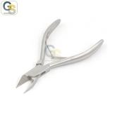 G.S NAIL CUTTER/NIPPER/TRIMMER MANICURE/PEDICURE STRAIGHT TIP STEEL PODIATRY 14cm