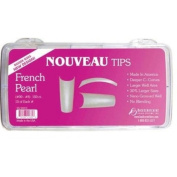 Backscratchers Nouveau Tips in French Pearl 150 Count