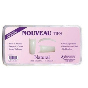 Backscratchers Nouveau Tips in Natural 150 Count