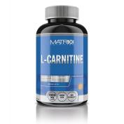 Matrix Nutrition L-Carnitine x 120 - Fat Burner Weight Loss - Amino Acid - 2 Tablets 500mg Serving by Matrix Nutrition