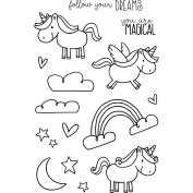 Jane's Doodles Clear Stamps 10cm x 15cm -Special Delivery