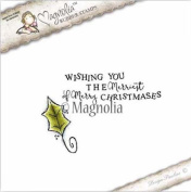 Magnolia Stamps Aspen Holidays - Wishing You Oak Leaf Kit