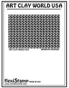 FlexiStamps Texture Sheet Airwaves Inverse Design - 1 pc.