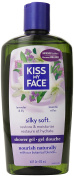 Kiss My Face Shower Gel and Body Wash, Silky Soft, 470ml