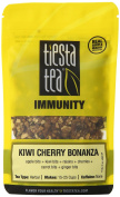 Tiesta Tea Immunity Herbal Tea, Kiwi Cherry Bonanza, 60ml