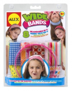 ALEX Toys Do-it-Yourself Wear Wide Bands Headbands by ALEX Toys