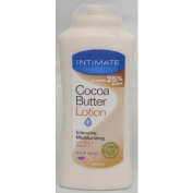 2 Intimate Cocoa Butter Lotion, 590ml Bottles by Jean Philippe