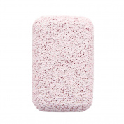 Kinepin Portable Foot Care Pumice Stone Callus Remover with Plastic Case