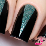 Whats Up Nails - Triangle Tape Nail Stencils Stickers Vinyls for Nail Art Design
