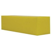 DL Professional 320 Grit Gold Buffing Block