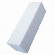 DL Professional 100 Grit White Buffing Block