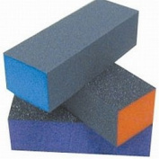 DL Professional Purple Sanding Block/ Coarse (DL-C44) by DL Professional
