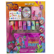 DreamWorks Trolls Nail Art Set Kit