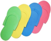 ZCollection 12 Pairs Eva Pedicure Slippers Party Pack