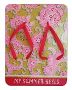 Hallmark Women's Large Summer Quip Flops - Size 10/11