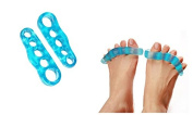 Silicone Gel After Yoga Pain Relief Toe Separators
