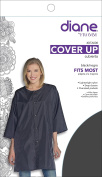 Diane Fromm Cover Up Black Fits Most DTA008