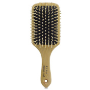 Hair Brush ATIVI Large Detangling Paddle Hair Brush Massage Anti-Static Girl's Wooden Comb Hair Comb for Wet or Dry Hair