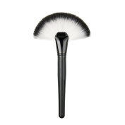 Mintbon Professional Single Makeup Brush Blush / Powder Sector Makeup Brush Soft Fan Brush Foundation Brushes Make Up Tool