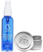 Cinema Secrets Brush Cleaner 60ml + FREE Cinema Secrets Tin Brush Cleaner Holder