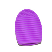 Divalove Make Up Brush Egg Cleaning Makeup Washing Brush Silica Glove Scrubber Board Cosmetic Clean Tools