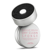 [So natural] Makeup Brush Dry Clean Sponge - No Need to Wash 5 sec. Cleaner