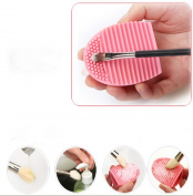 Creazy® Cleaning Glove MakeUp Washing Brush Scrubber Board Cosmetic Clean PK