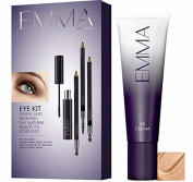 EMMA New York Cosmetics Eye Kit and Bonus BB Cream fair shade