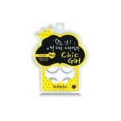 [Ing Lashtoc] Glue No Needed Pre-Glued One Touch Patent Eyelashes Fake False Eyelashes (2pairs)
