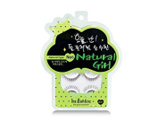 Ing Lashtoc Glue No Needed Pre-Glued One Touch Patent Eyelashes fake false lashes (2pairs)