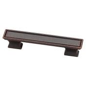 Threshold™ 6-Pack Vista Square Pull - Oil-Rubbed Bronze