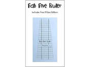 Abbey Lane Quilts Fab Five Ruler