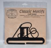 Classic Motifs 15cm Needle & Thread Split Bottom Craft Holder