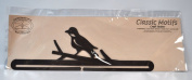 Classic Motifs 46cm Bird On A Branch Split Bottom Craft Holder
