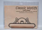 Classic Motifs 17cm Spider Craft Holder