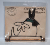 Classic Motifs 19cm Hummingbird Craft Holder