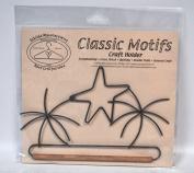 Classic Motifs 15cm Fireworks Craft Holder