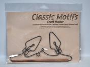 Classic Motifs 19cm Christmas Lights Craft Holder