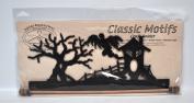 Classic Motifs 30cm Haunted House Craft Holder