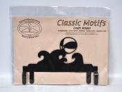 Classic Motifs 15cm Beach Ball Header Craft Holder