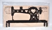 Classic Motifs 30cm Sewing Machine Header Craft Holder