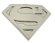 Superman Belt Buckle Comics Superhero Return Icon Silver Original Licenced