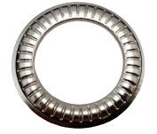 Large Nickel Design #11 Metal Curtain Drapery Hardware Supplies #30cm - 4cm Inner Diameter Decorative Grommet/Rings w/Washer Eyelet Lot of 10 / 25 / 50 / 100 pcs
