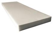 "Mybecca 1.3cm x 60cm x 72"" Upholstery Seat Cushion Medium Firm"