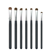CoKate 7PC Brush Set Eye Brush Eyeshadow Brush Makeup Brush